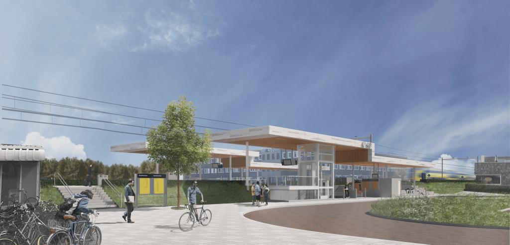 Station-Alkmaar-Noord-Artist-impression