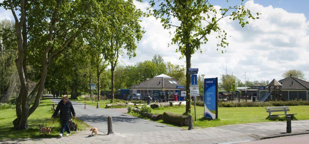 Foto park Oosterhout in Alkmaar Zuid