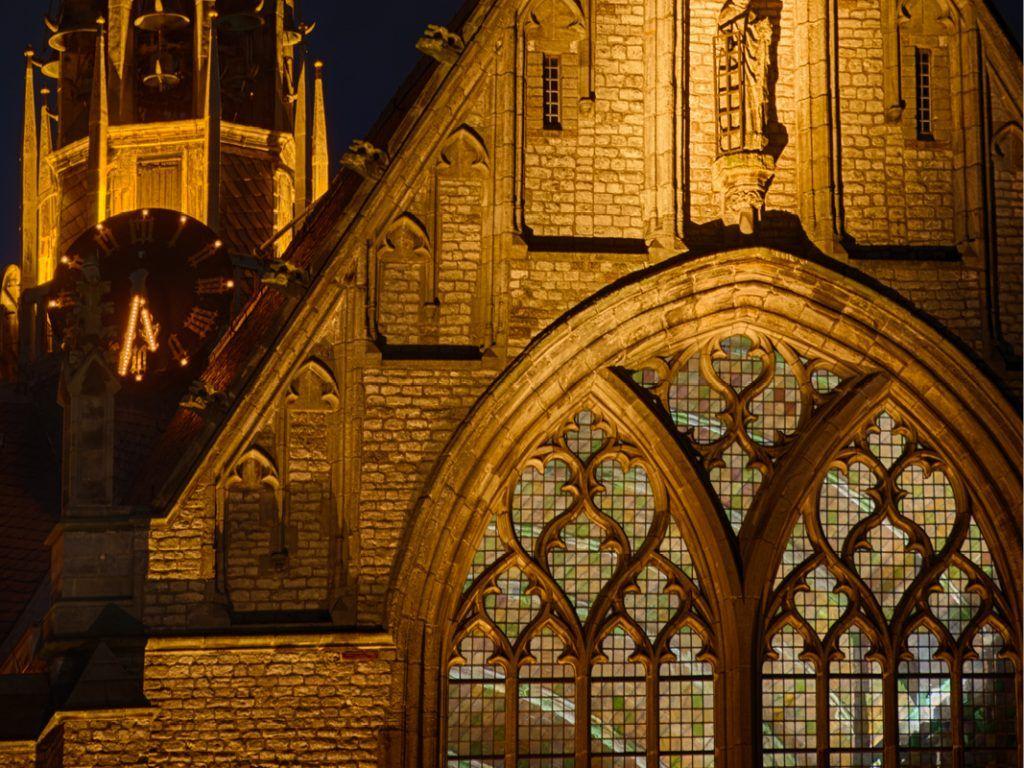 Grote Sint Laurenskerk in Alkmaar