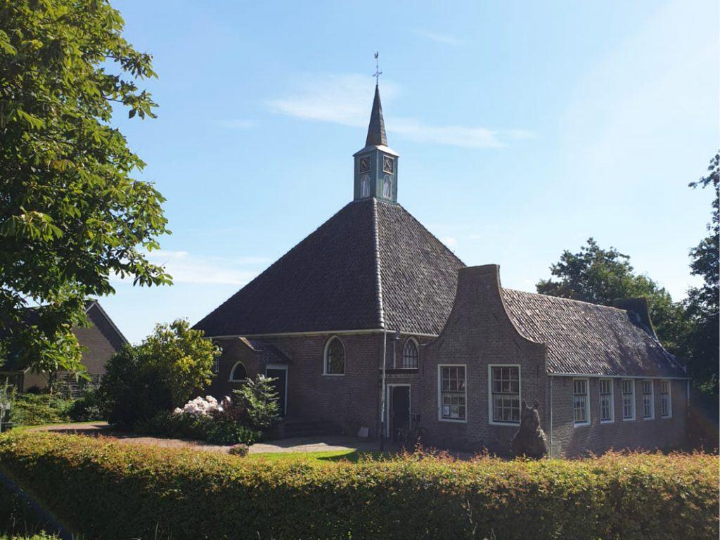 Het Zwarte Kerkje in Zuidschermer