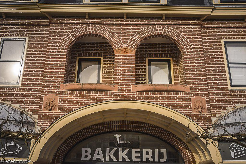 Kennemerstaatweg 6 is nu een bakkerij