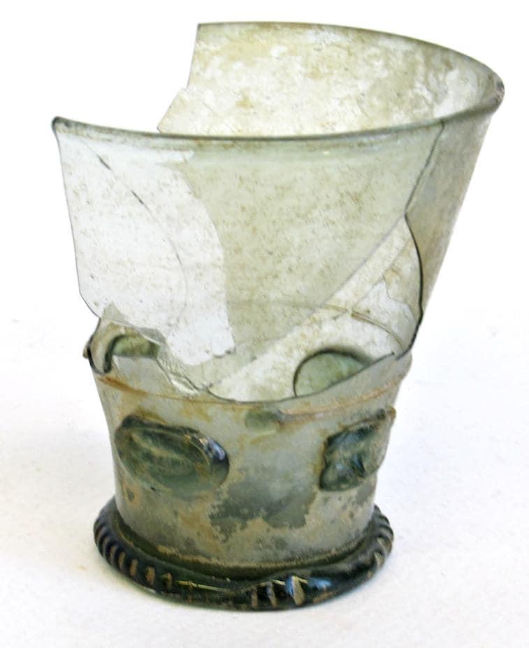 Woudglas drinkglas