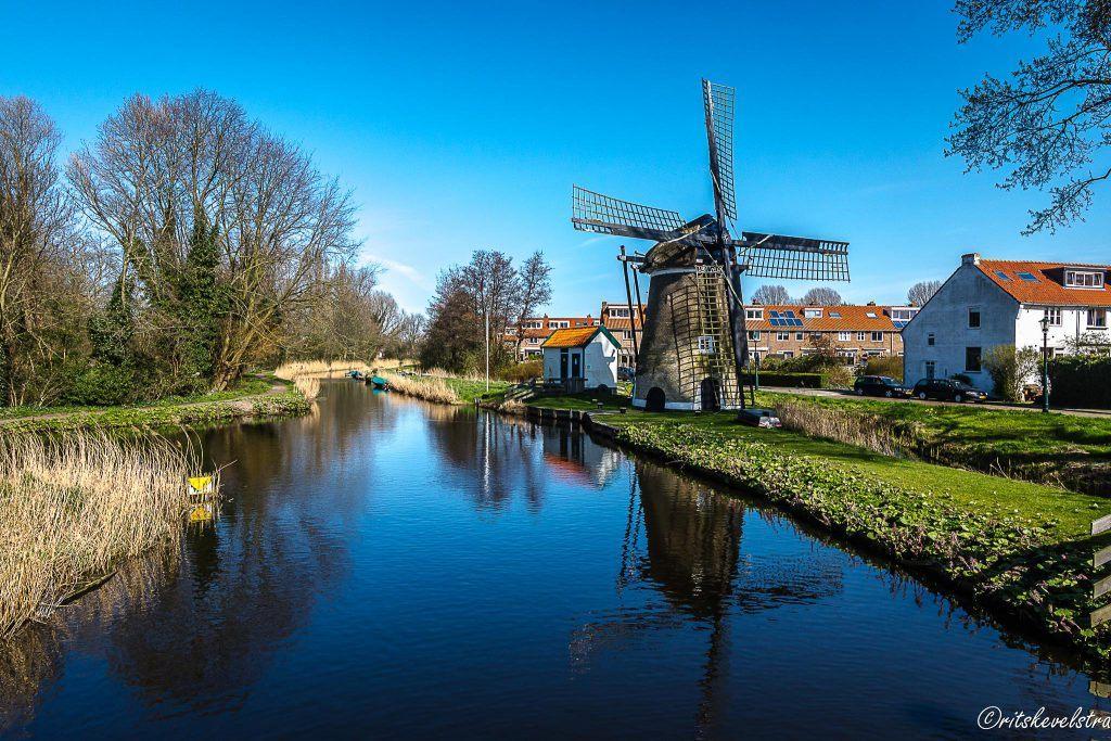 Bergerhof molen en water