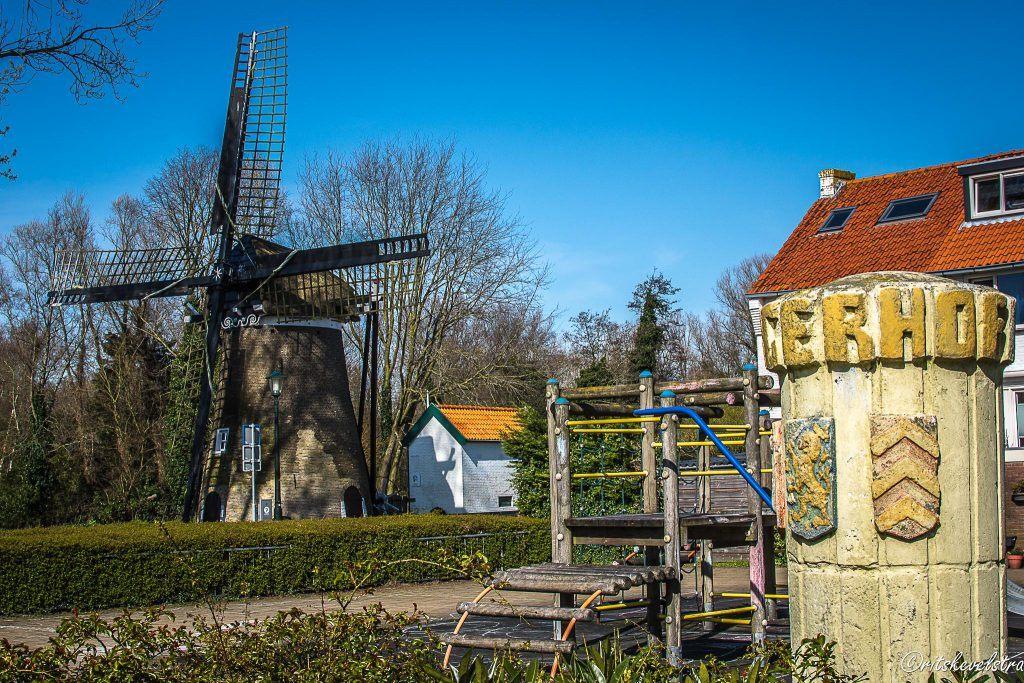 Bergerhof paal en molen