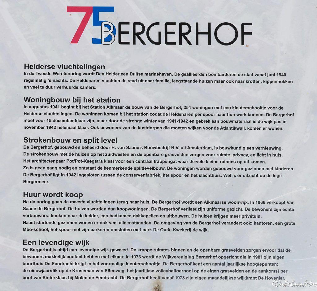 Bergerhof verhaal