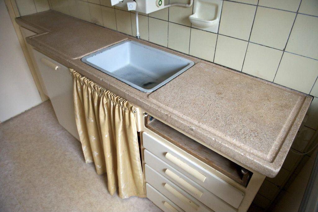 Bruijnzeel keuken ontwerp Piet Zwart