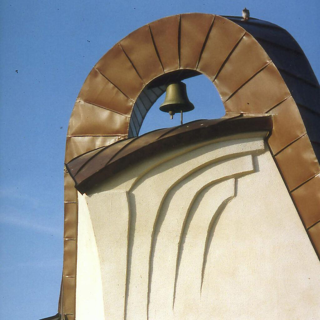 Lukaskerk klokkentoren