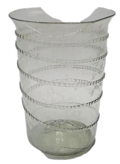 Glas opgraving Breedstraat