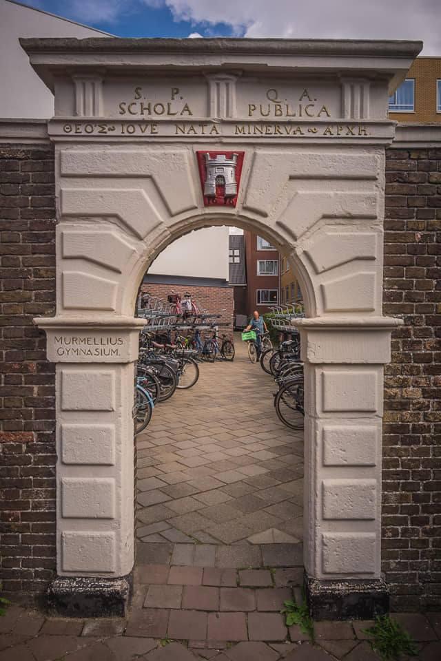 Poortje van Murmellius