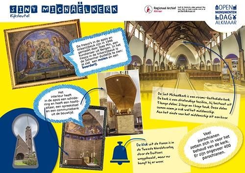 Sint Michaelkerk kijksleutel