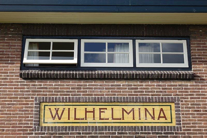 Het gemaal Wilhelmina bij Schermerhorn, dat al jaren in gebruik is als museum, heeft nu officieel de monumentenstatus