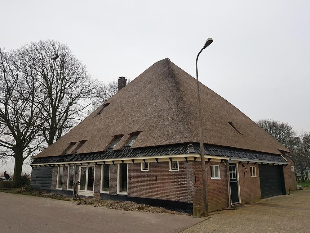 Stolpboerderij Noordervaart