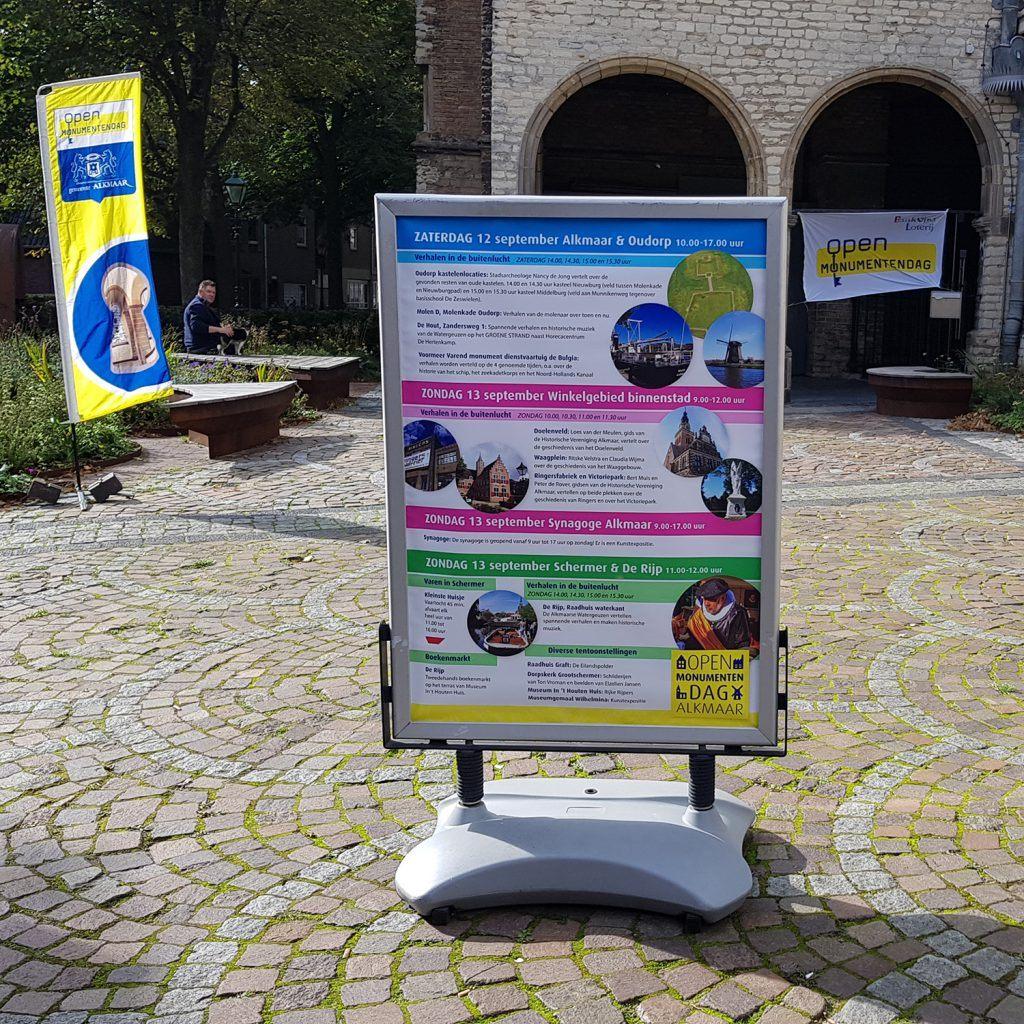 Aankondiging buitenactiviteiten Open Monumentendagweekend 2020