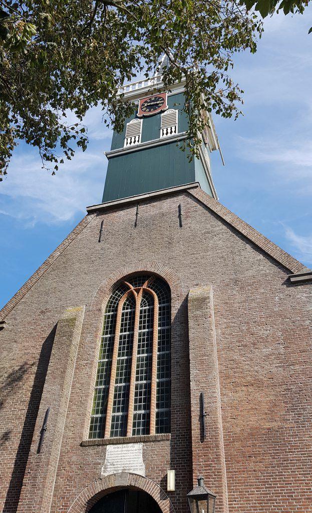 De Dorpskerk in Grootschermer