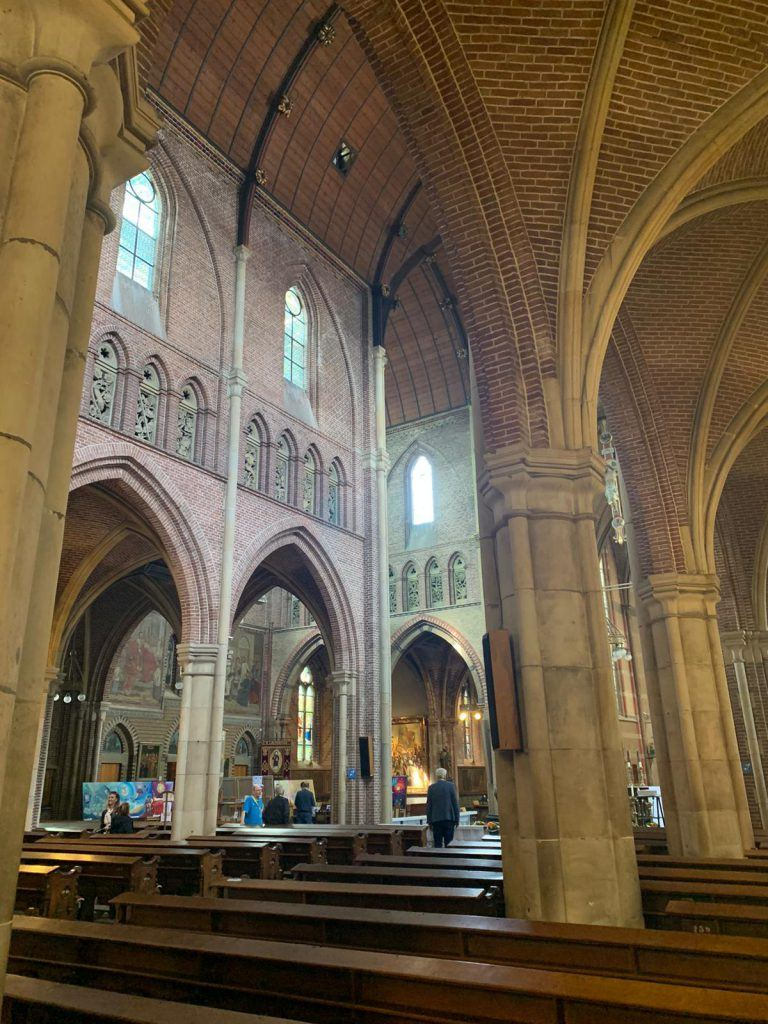 De Laurentiuskerk aan het Verdronkenoord