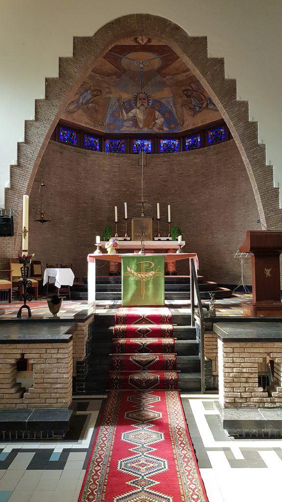 De Sint Michaelkerk in Zuidschermer