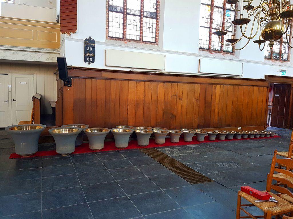 Klokken in Grote Kerk de Rijp