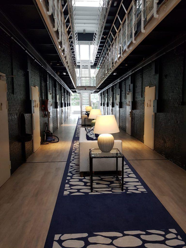Voormalige gevangenis Schutterswei is nu hotel
